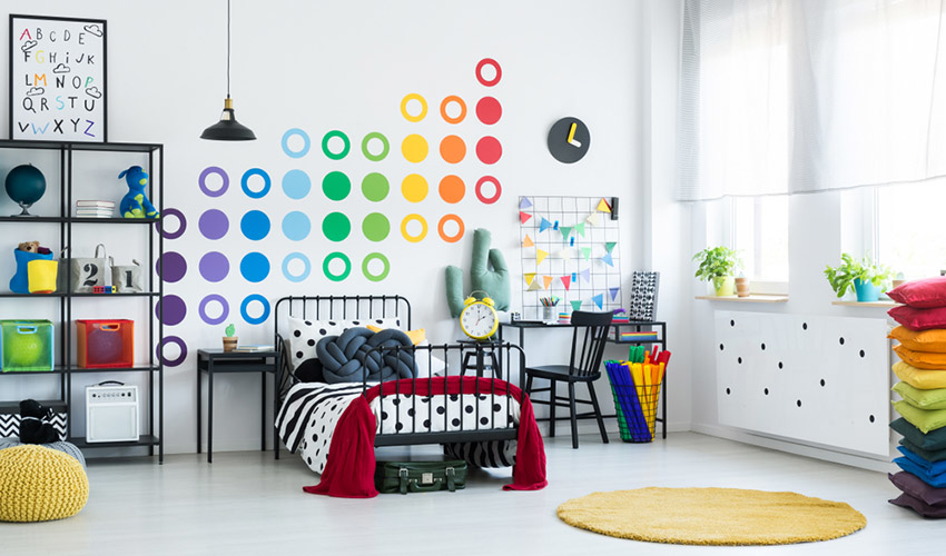 Use Wall Stickers