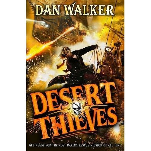 Desert Thieves (Sky Thieves 2)