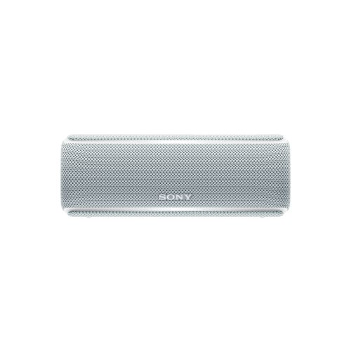 Sony SRS-XB21 Portable Wireless Waterproof Speaker with Extra Bass, White