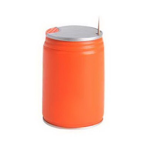 Cans Automatic Toothpick Holder Creative Hand Pressure Coke Toothpick Box Orange