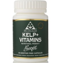 Bio Health Kelp (super) and Multivitamins 60 Capsules