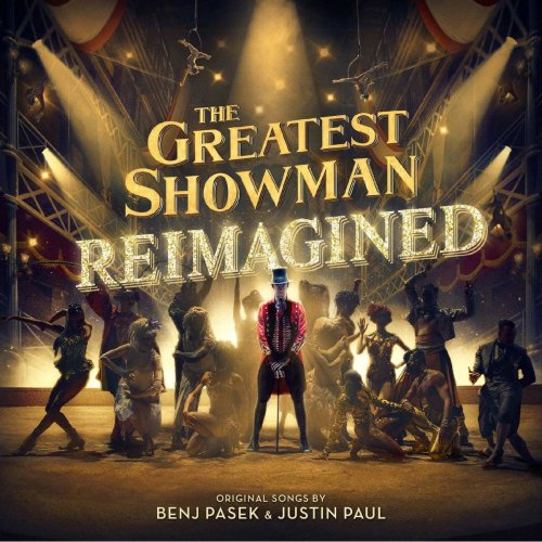 The Greatest Showman Reimagined | Soundtrack CD Album