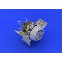 Edb632063 - Eduard Brassin 1:32 - Fw 190f-8 Engine (revell)