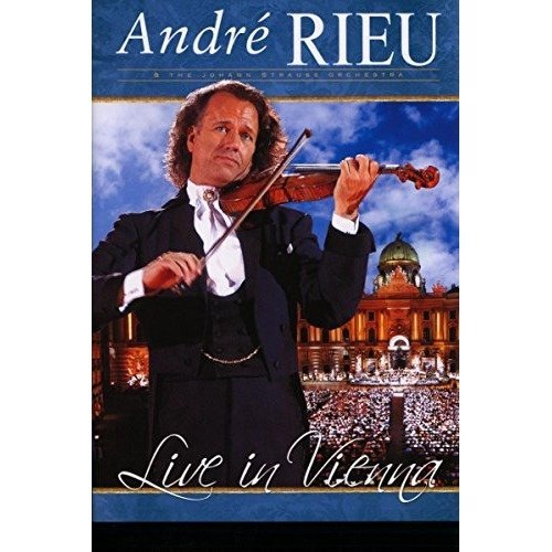 Andre Rieu: Live in Vienna [dvd] [2005]