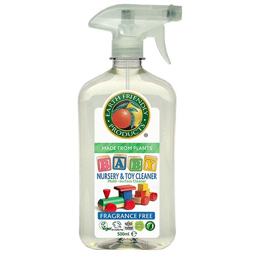 Earth Friendly Products Nursery & Toy Cleaner 500ml