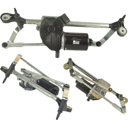 WINDSCREEN WIPER MOTOR & LINKAGE FRONT FOR VAUXHALL CORSA D E COMBO MK3 CORSAVAN