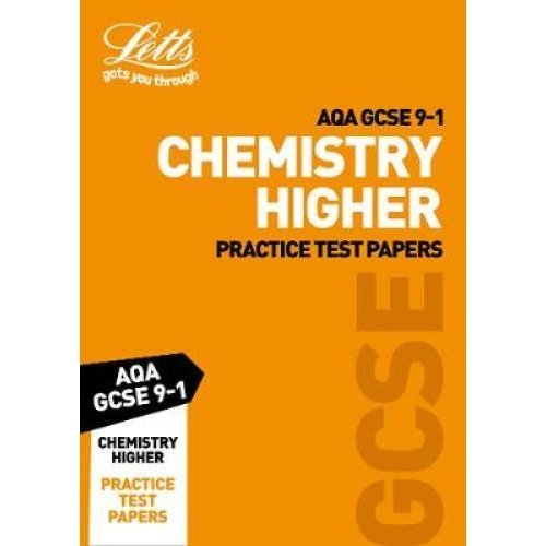 GCSE Chemistry Higher AQA Practice Test Papers