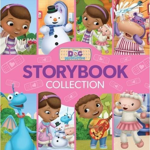 Disney Doc McStuffins Storybook Collection
