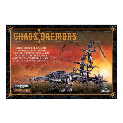 Games Workshop - Warhammer 40k - Chaos Daemons Seeker Chariot Of Slaanesh