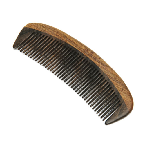 Comfortable Smooth Hair Comb Natural Wood Comb Anti-static Hair Accessary