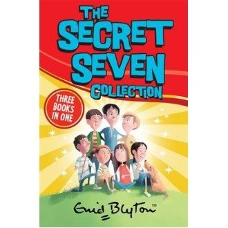The Secret Seven Collection 1: Books 1-3