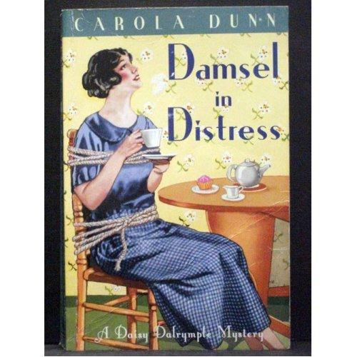 Damsel In Distress  fifth book Daisy Dalrymple series