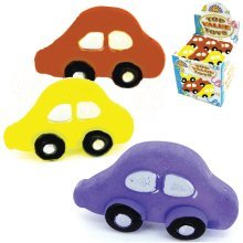 60 Car Erasers