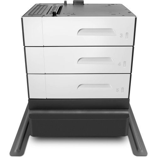 HP PageWide Enterprise 3x500 sheet Paper Tray and Stand