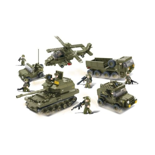Land Forces Play Set