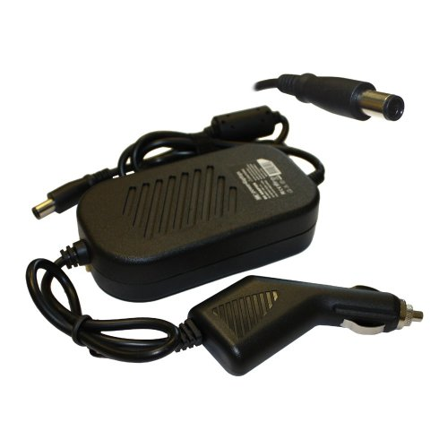 HP Envy 17-2104TX Compatible Laptop Power DC Adapter Car Charger