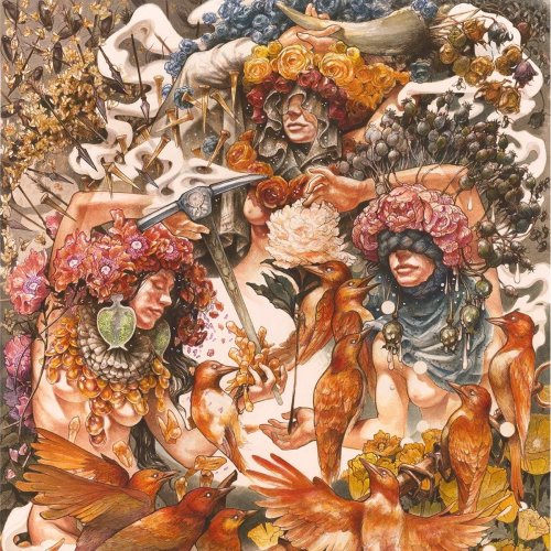 Baroness - Gold And Grey [CD]