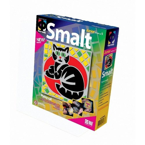 Elf307003 - Fantazer - Smalt Mosaics - Pussy-cat