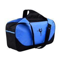 Multifunction Yoga Mat Tote Bag: Lightweight, Durable, Breathable Pouch[Blue]