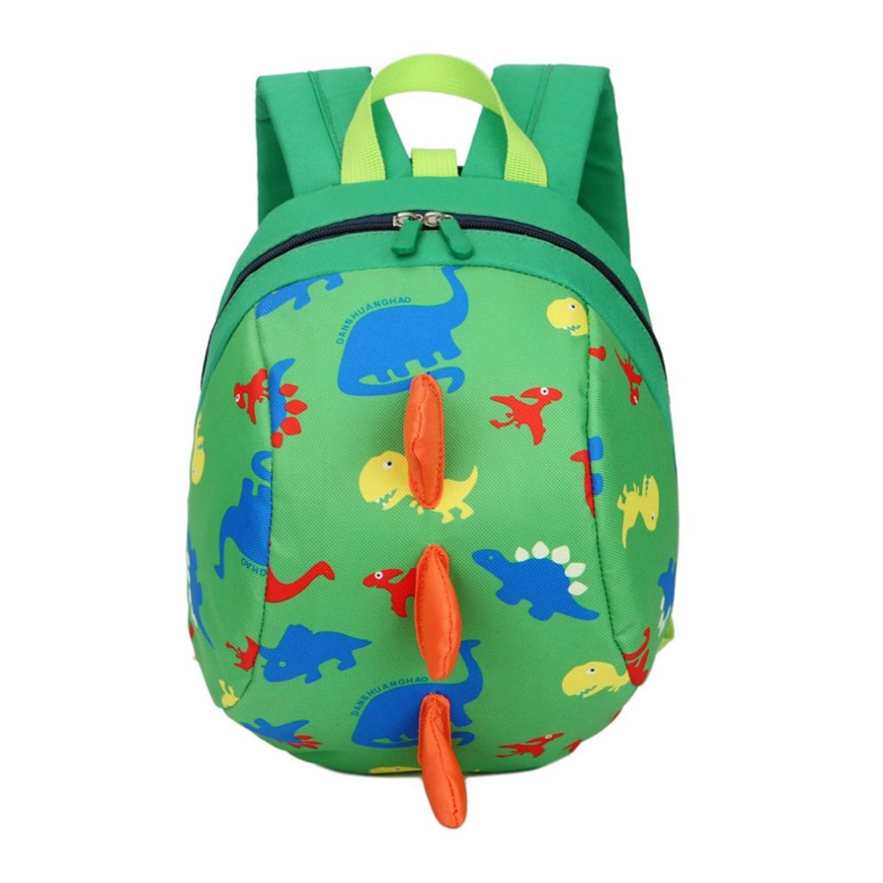 DafenQ Cute 3D Cartoon Baby Toddlers Backpack Nursery Kindergarten Book Bag  Kids Harness Bag with Safety Reins Belt for Boys Girls (Green) on OnBuy ab7e65fb86188