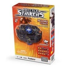 Magnext Battle Strikers Turbo Tops #29463 Pantera