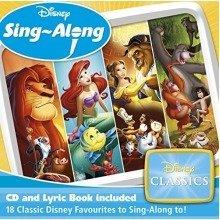 Disney Sing Along: Disney Classics [CD]