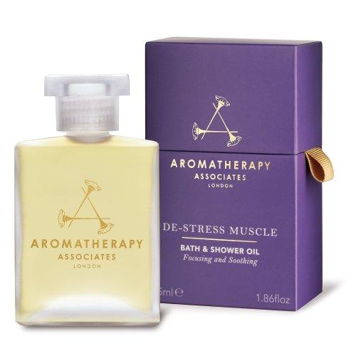 Aromatherapy Associates De-Stress Muscle Bath And Shower Oil