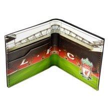Liverpool Stadium Leather Wallet