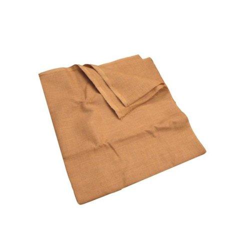 LA Linen 40IN-Burlap-1YardFolded 1 Yard Burlap Fabric, Natural - 40 in.
