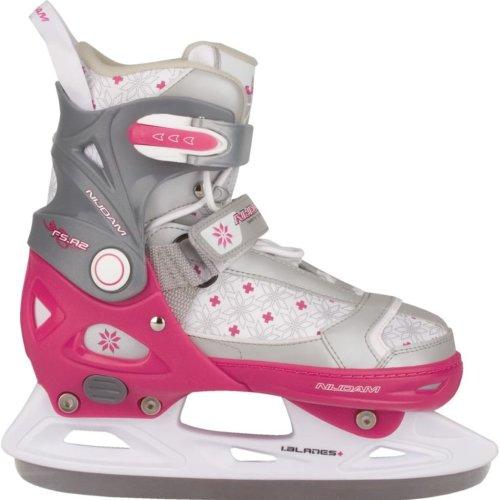 Nijdam Figure Skates Size 29-32 3121-FZW-29-32