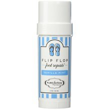 Flip Flop Foot Repair by PURE Factory - Vanilla Mint 2 oz. Moisturizer Feet