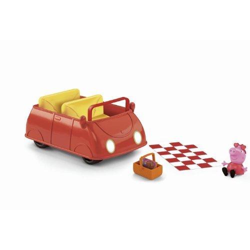 Fisher-Price Peppa Pig: Peppa's Picnic Adventure Car