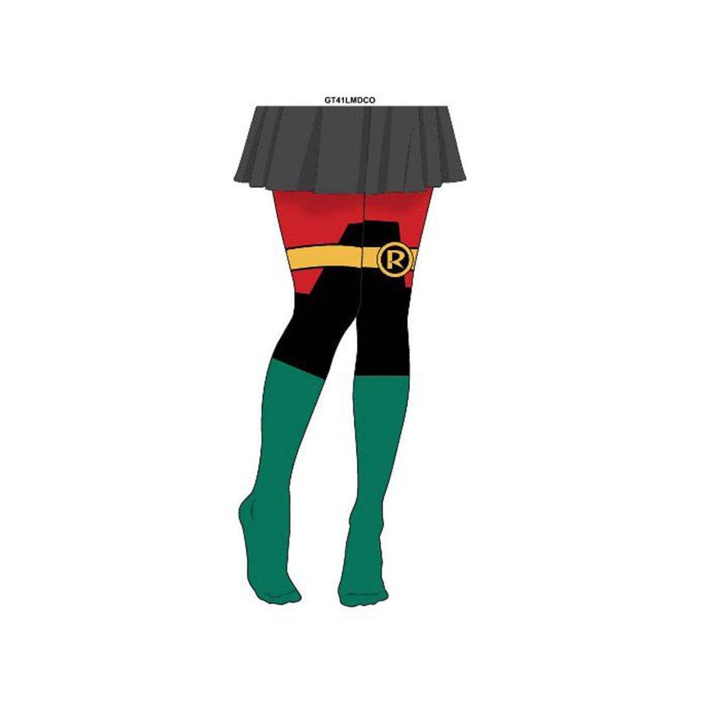 b506f439dcd Batman Robin Tights Multicolour - robin tights dc comics suit up new brand.