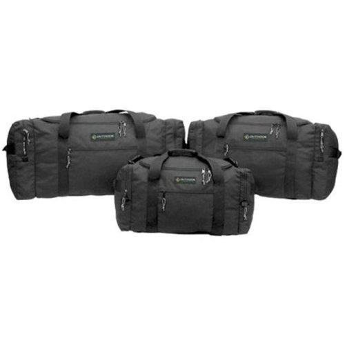 d863703726 Outdoor Products 604736 Large 15in. x 30in. Mountain Duffle - Black on OnBuy