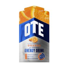 14 x 46g Orange Ote Energy Drink - 43g Powdered Sachets Bo Cycling Training -  14 x 43g ote powdered energy drink orange sachets box cycling training