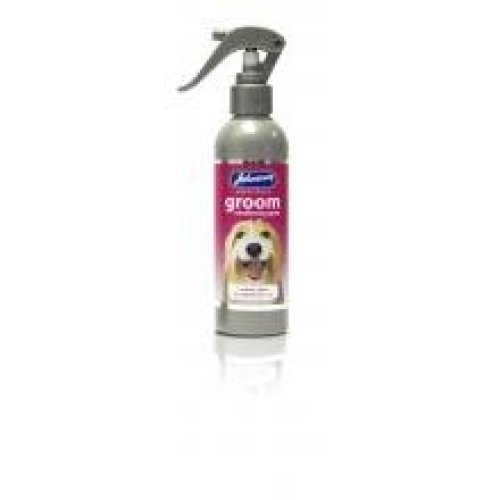 Johnsons Groom Conditioner Spray (150ml)