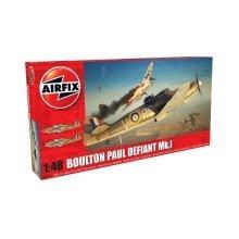 Air05128 - Airfix Series 5 - 1:48 - Boulton Paul Defiant Mk.i