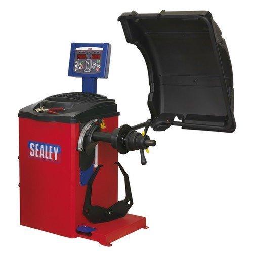Sealey WB10 Wheel Balancer - Semi Automatic