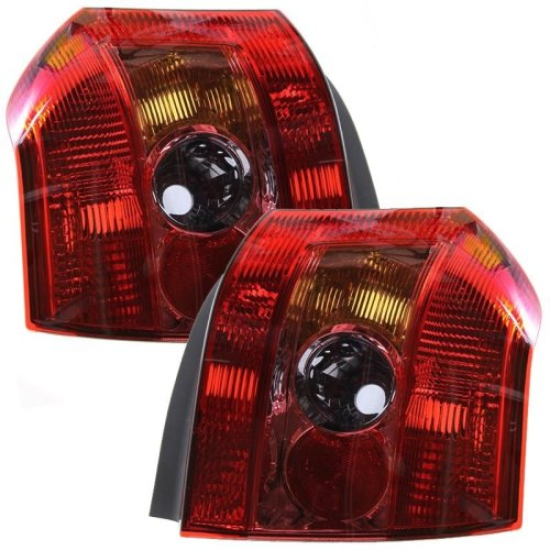For Nissan Qashqai SUV 2010-6//2014 Led Outer Wing Rear Tail Lights Lamps 1 Pair