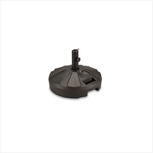 Patio Living 00267 Umbrella Base Unfilled - Bronze
