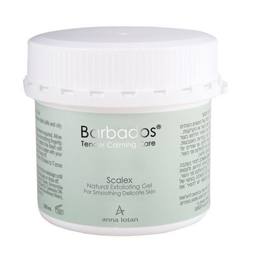 Anna Lotan Barbados Scalex Natural Exfoliating Gel 225ml 7.6oz