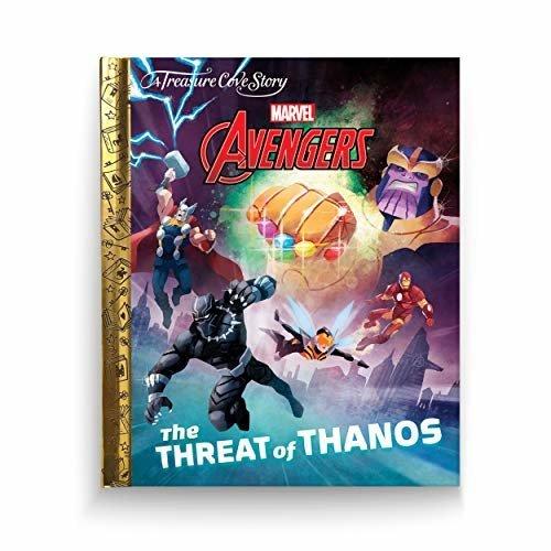 Treasure Cove Stories - Avengers: Threat of Thanos