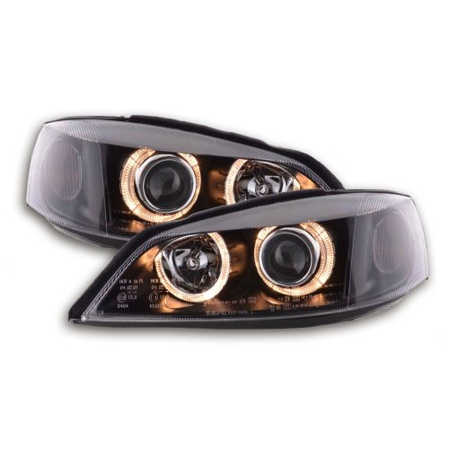 Angel Eye headlight  Opel Astra G Year 98-03 black