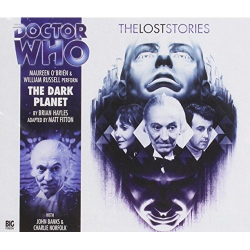 The Dark Planet (Dr Who Big Finish)