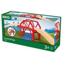 BRIO Curved Bridge
