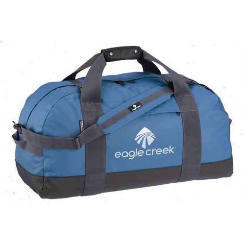 Eagle Creek No Matter What WEEKEND point Duffel (Size Medium) Slate Blue