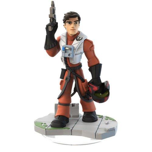 Disney Infinity Star Wars Poe Dameron Figure Xbox PS3 PS4 WII