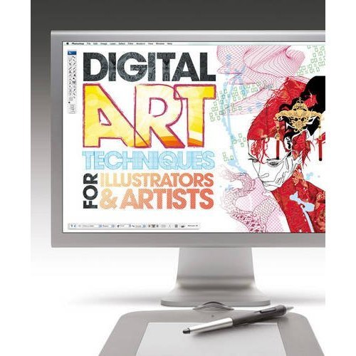 The Digital Art Techniques for Illustrators & Artists