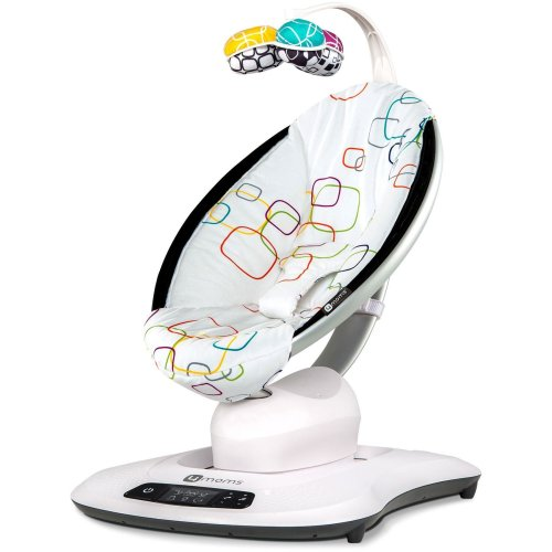 4moms mamaRoo 4.0 Rocker/Bouncer - Multi Plush