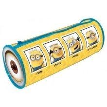 Minions Barrel Pencil Case